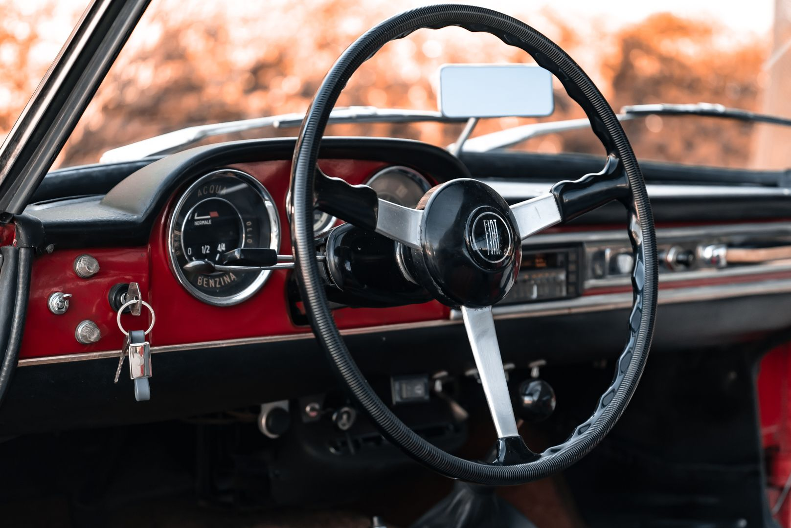 1962 Fiat 1200 Cabriolet Pininfarina 76339
