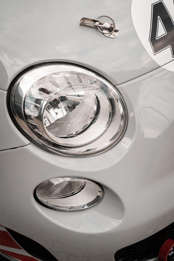 2008 Fiat 500 Abarth Assetto Corse 45/49 77351