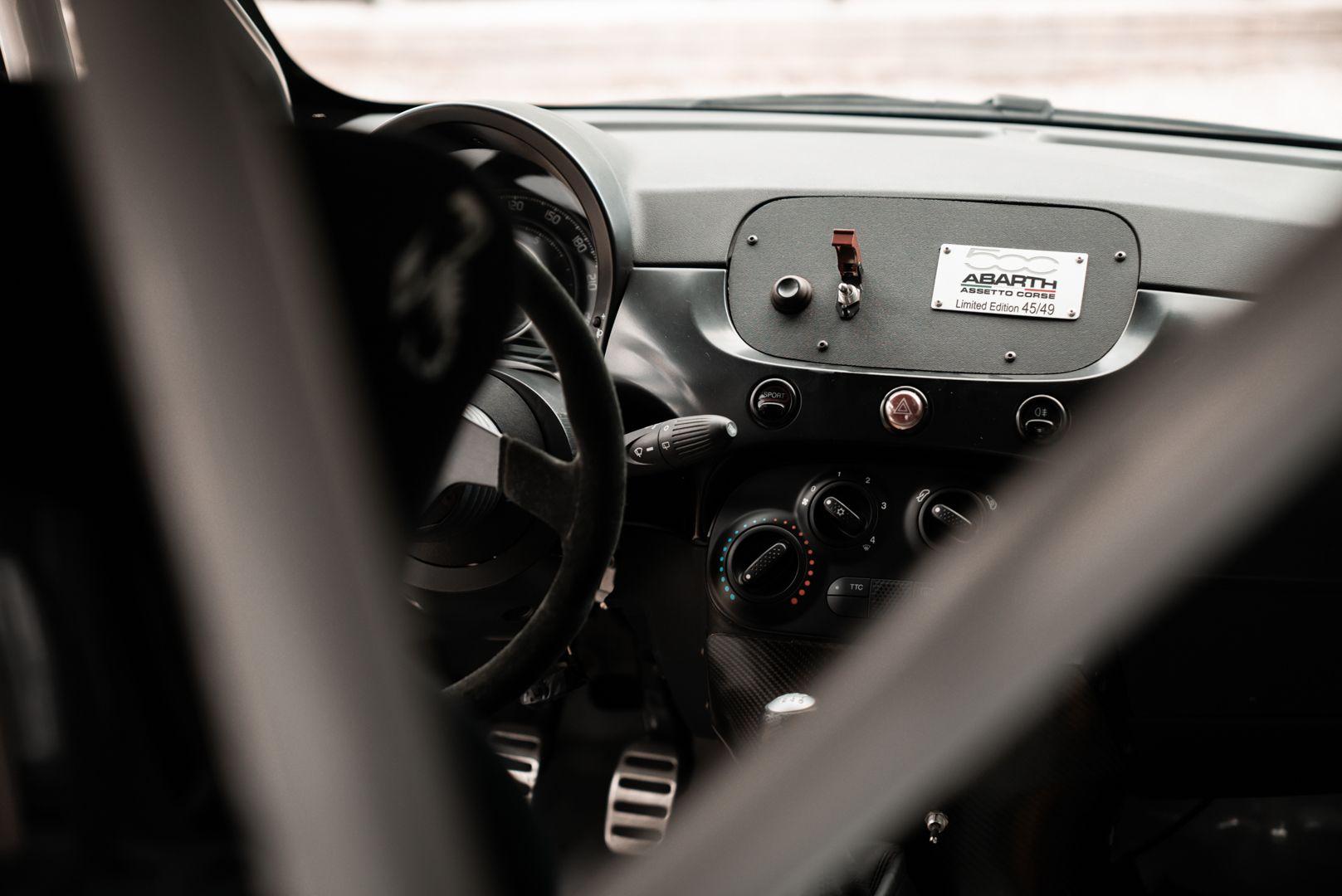 2008 Fiat 500 Abarth Assetto Corse 45/49 77388