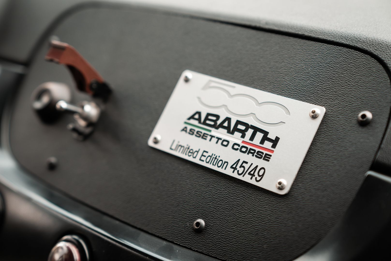 2008 Fiat 500 Abarth Assetto Corse 45/49 77391