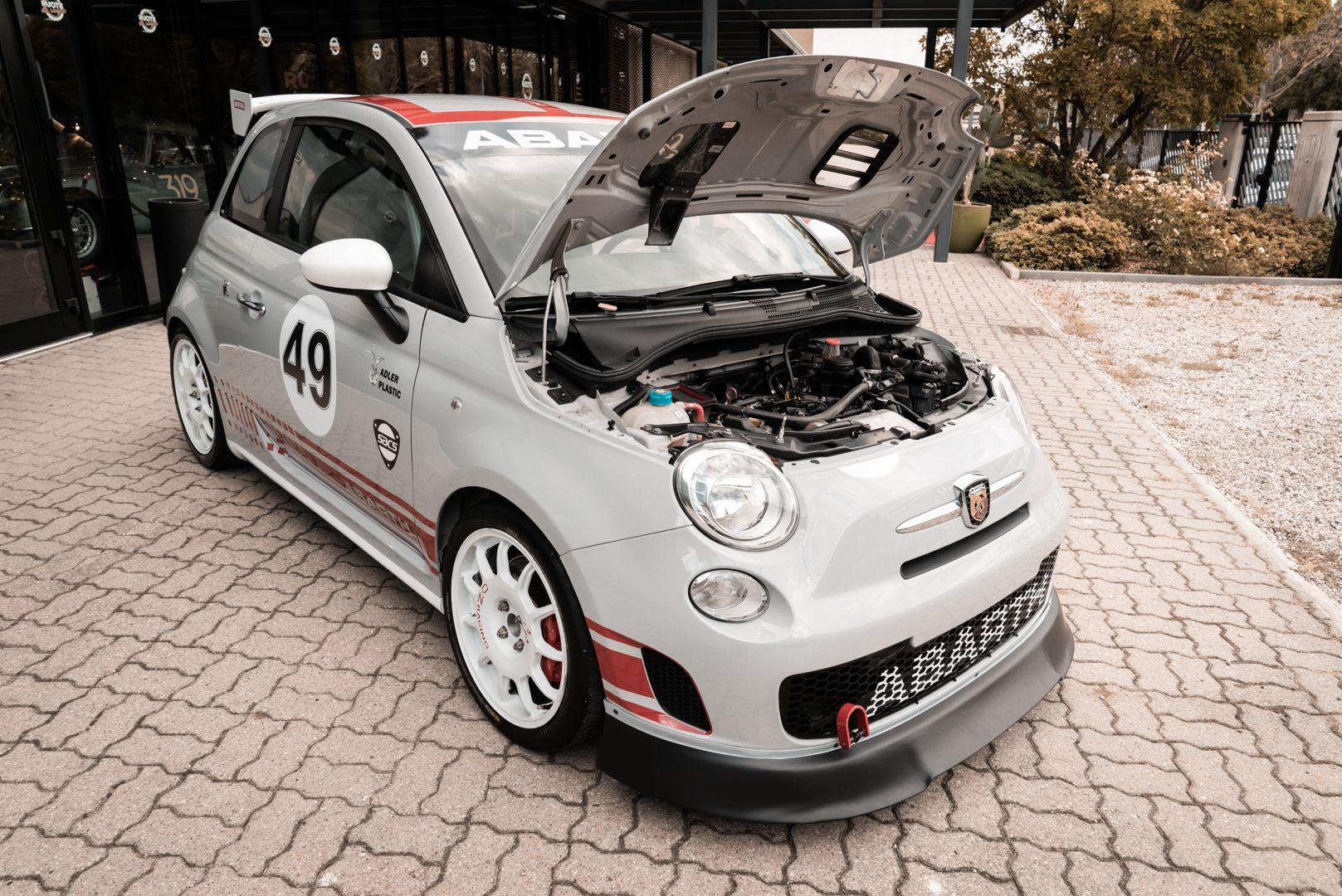 2008 Fiat 500 Abarth Assetto Corse 45/49 77402