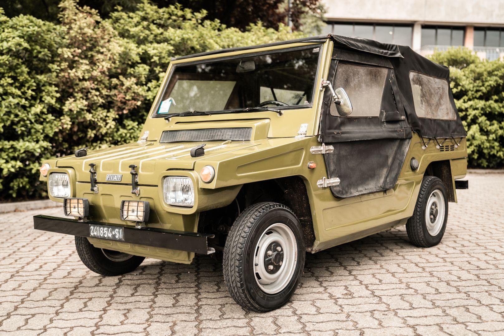 1978 Fiat 126 Jungla Savio 77424