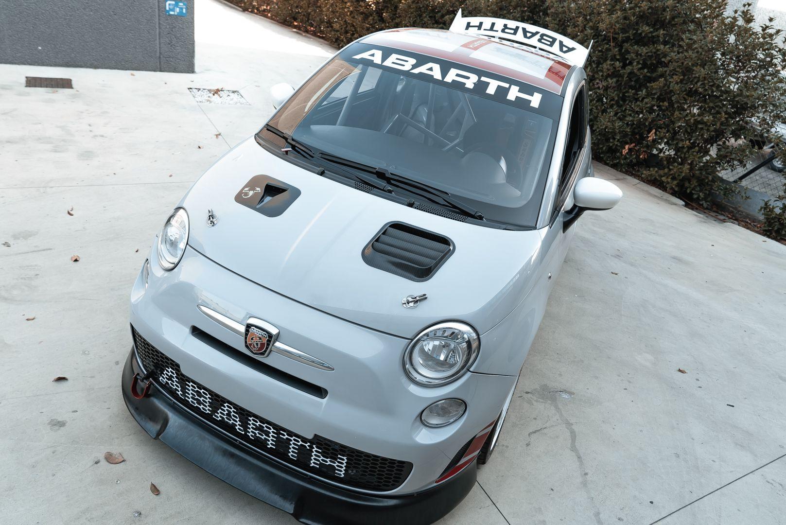 2008 Fiat 500 Abarth Assetto Corse 49/49 79316