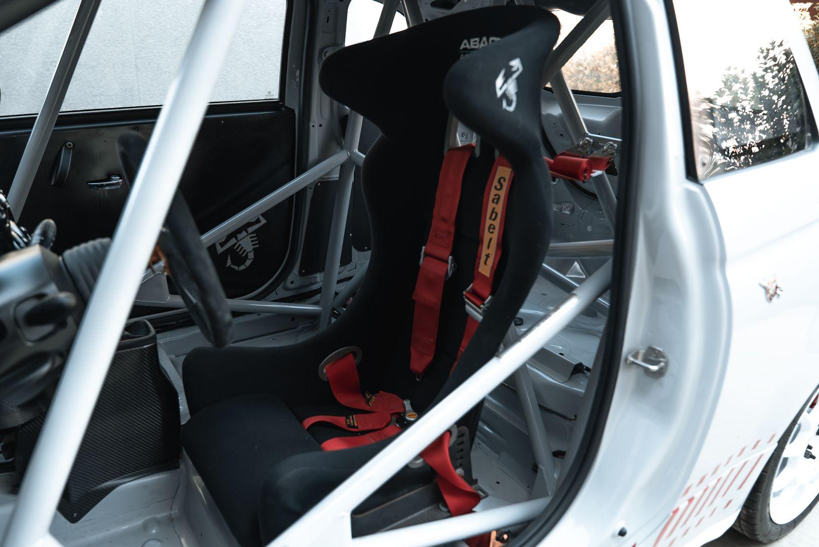 2008 Fiat 500 Abarth Assetto Corse 49/49 79338