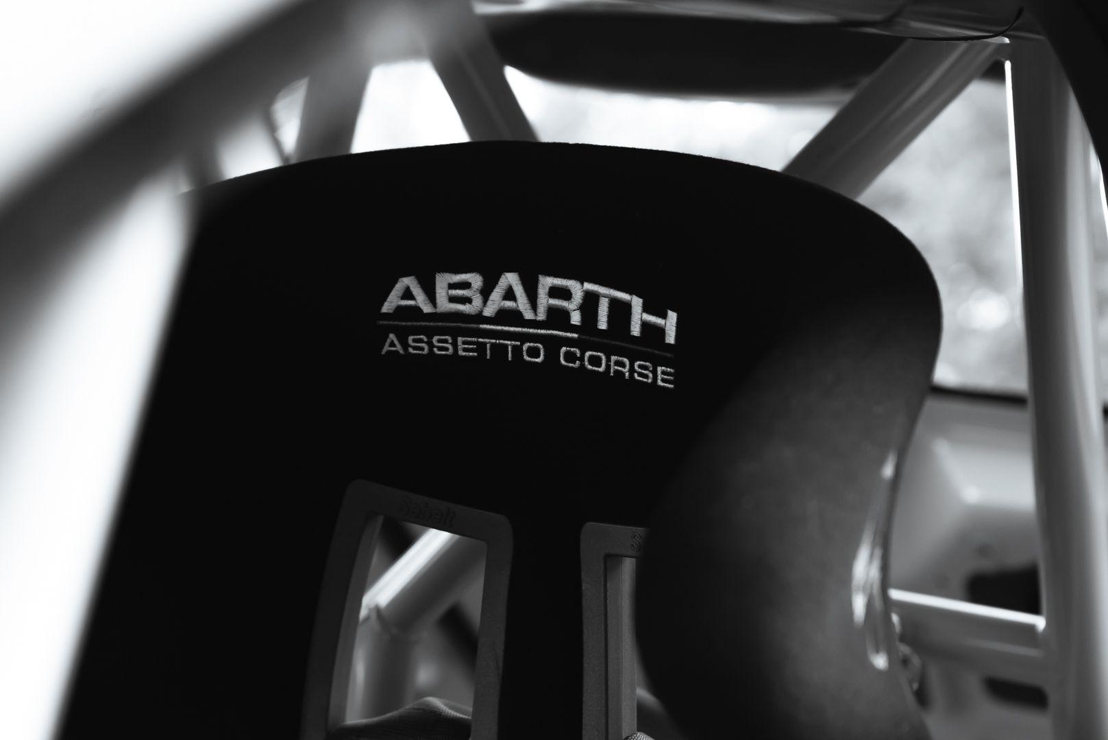 2008 Fiat 500 Abarth Assetto Corse 49/49 79334