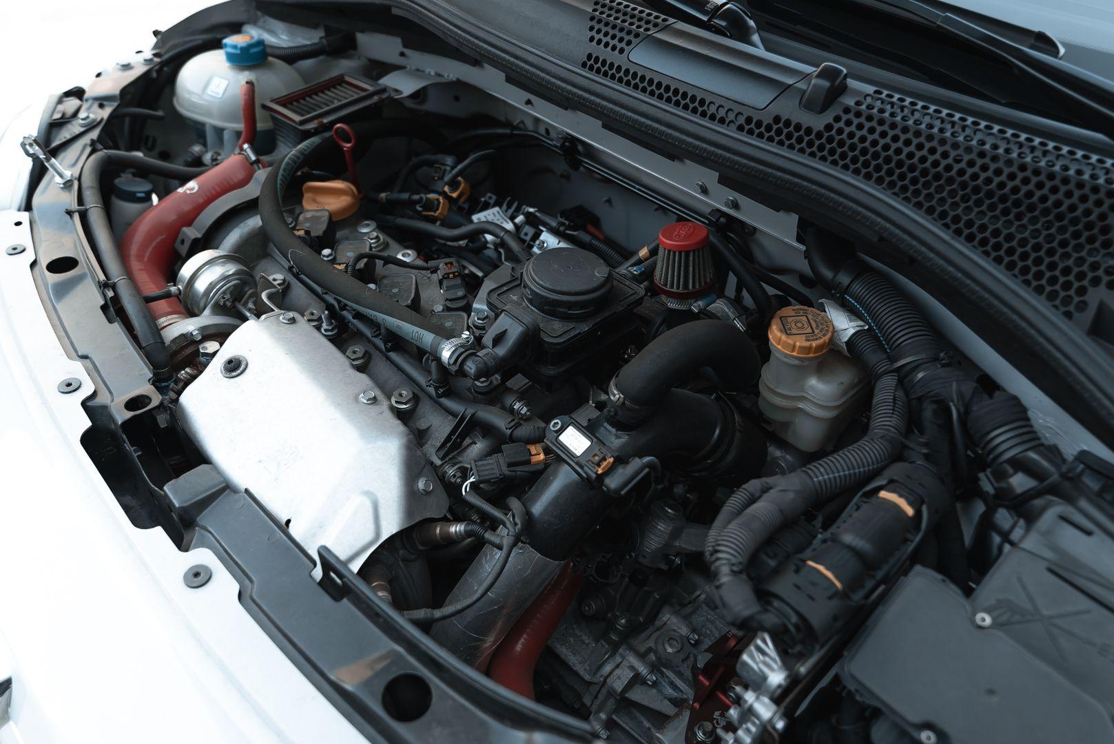 2008 Fiat 500 Abarth Assetto Corse 49/49 79356
