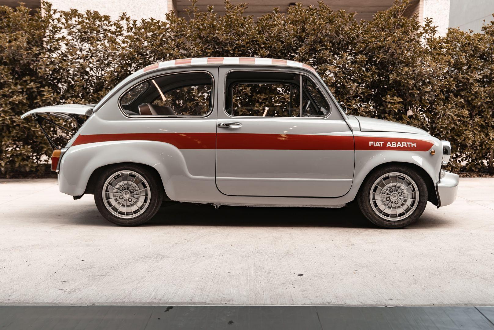 1967 Fiat 600 D Abarth Replica 80456