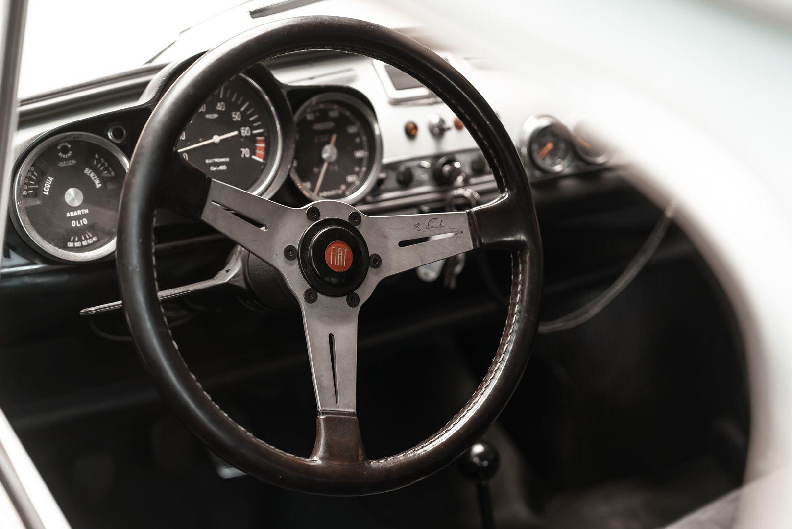 1967 Fiat 600 D Abarth Replica 80484