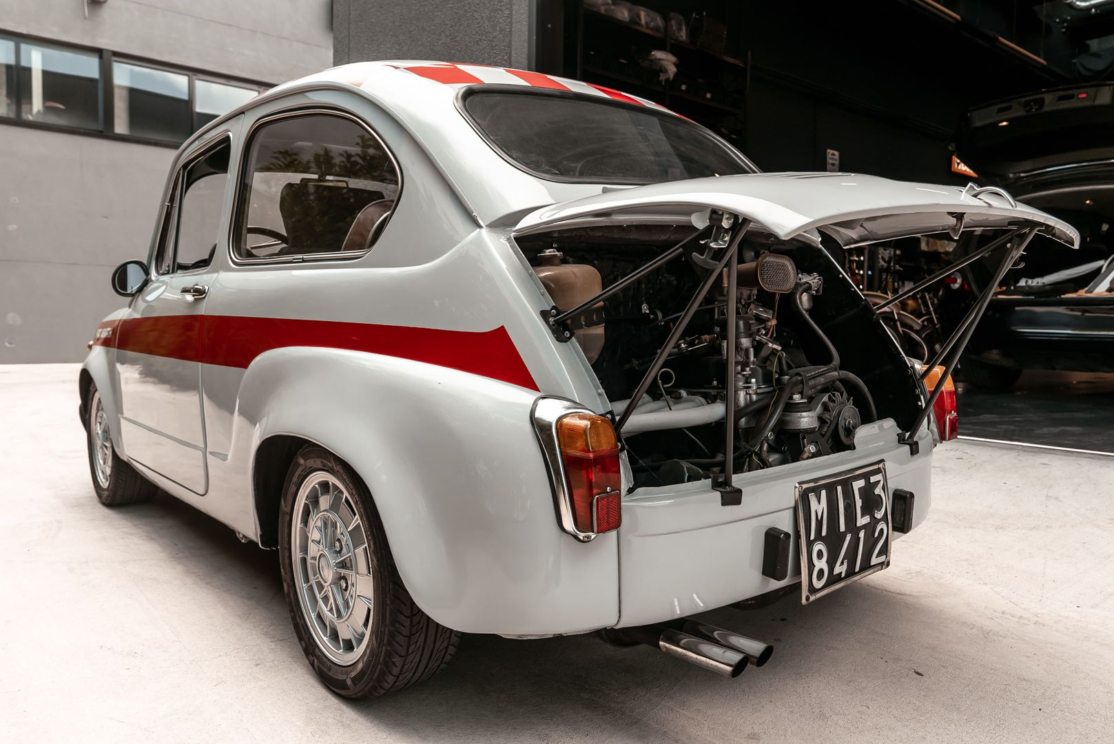 1967 Fiat 600 D Abarth Replica 80461