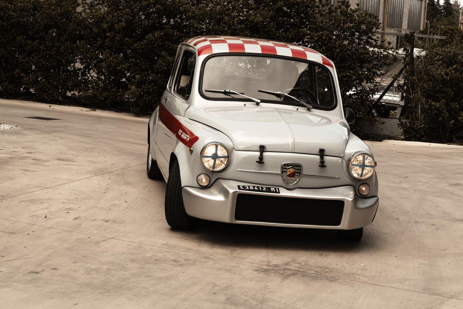 1967 Fiat 600 D Abarth Replica 80465