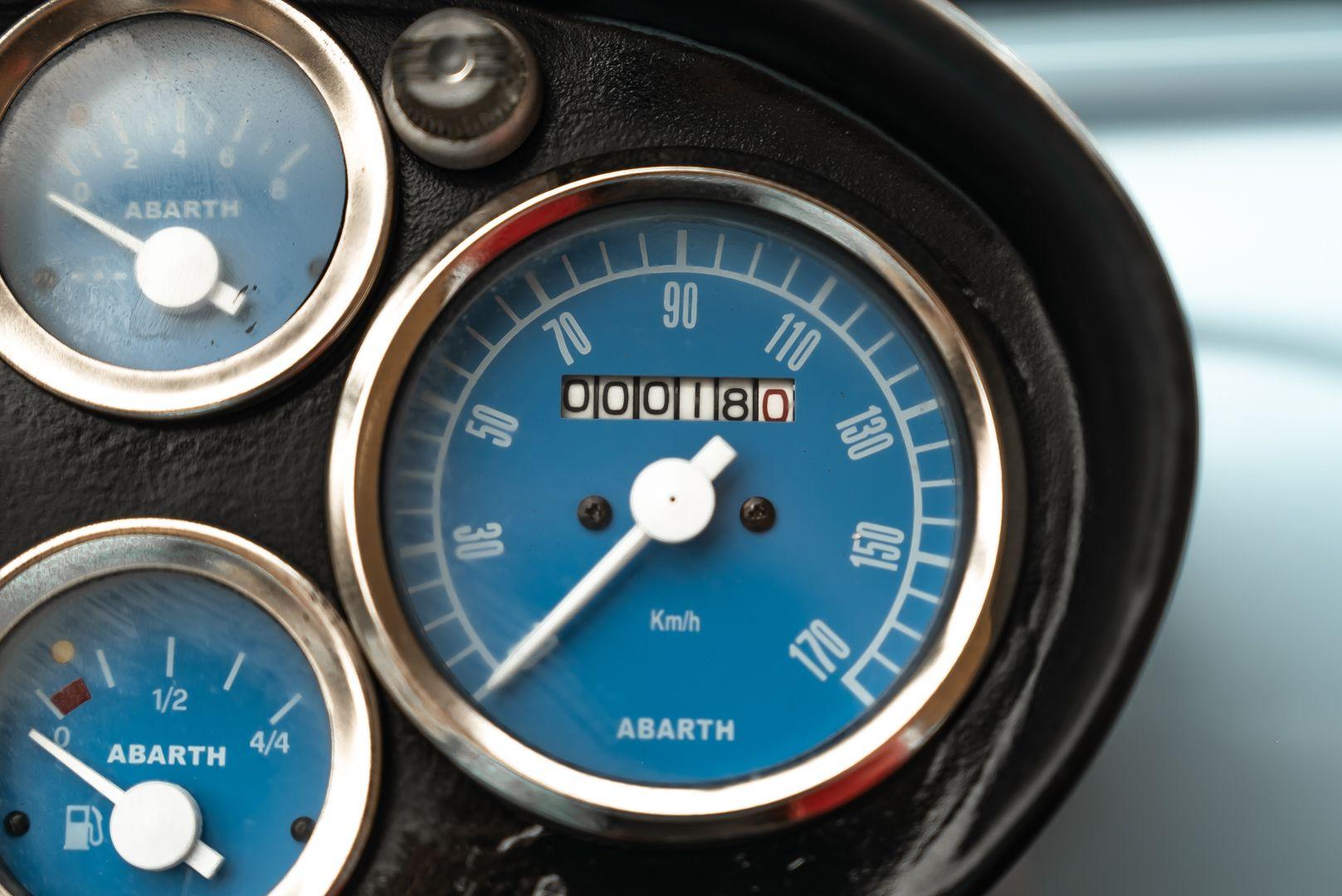 1971 Fiat 500 F Replica Speedster 80070