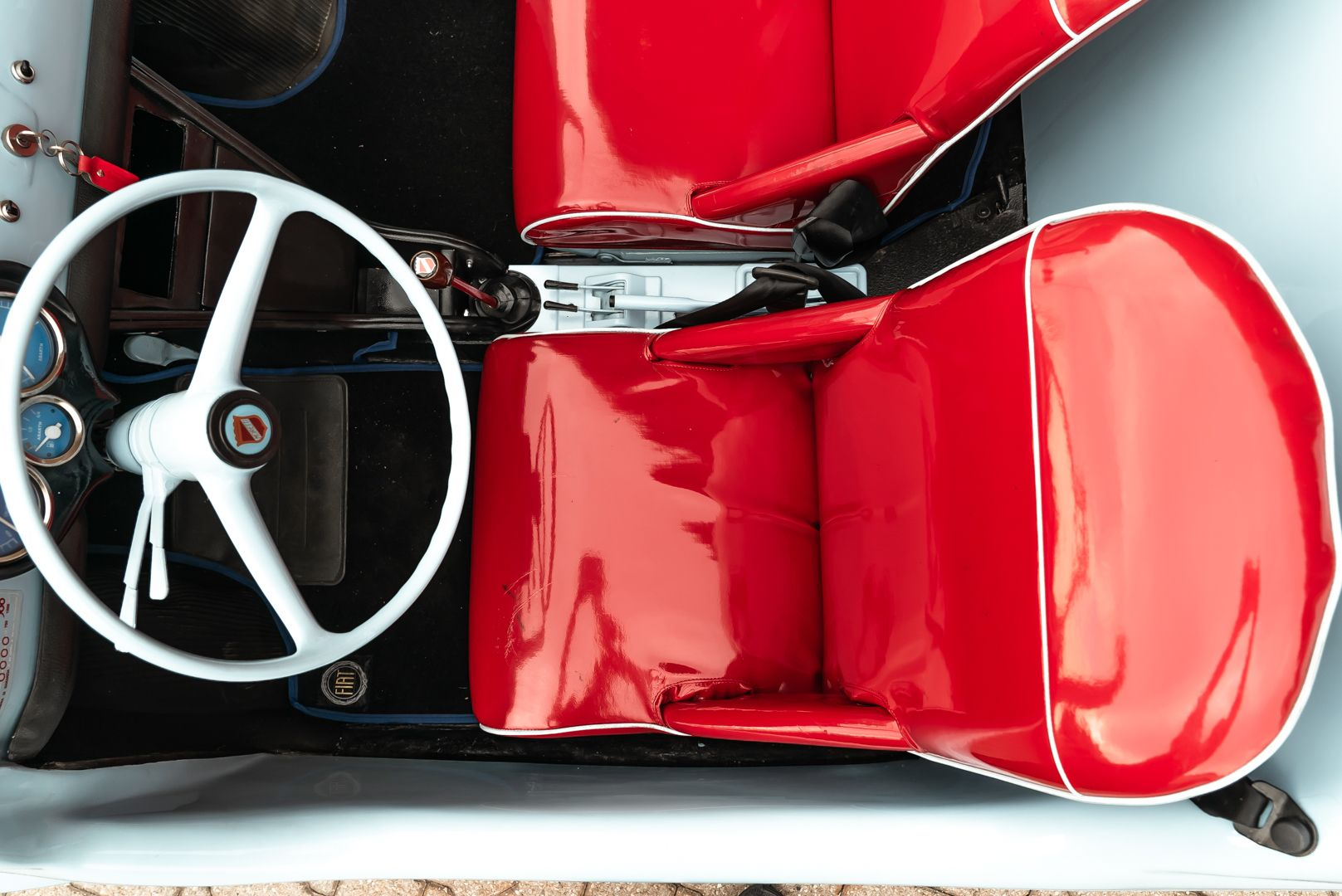 1971 Fiat 500 F Replica Speedster 80074