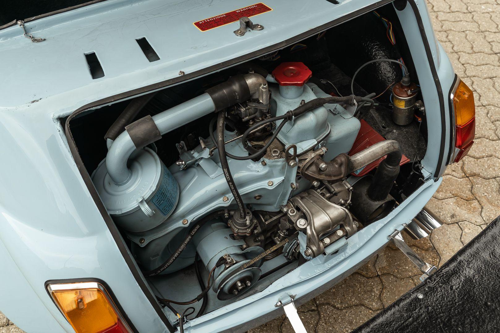 1971 Fiat 500 F Replica Speedster 80081