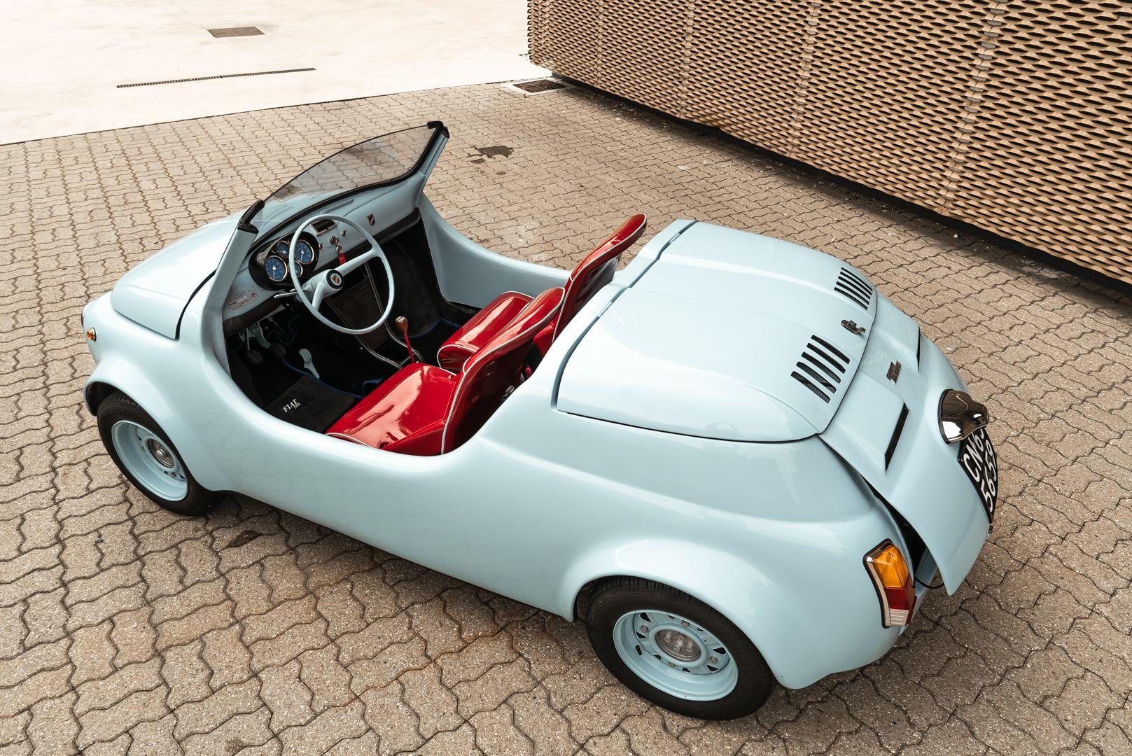 1971 Fiat 500 F Replica Speedster 80057