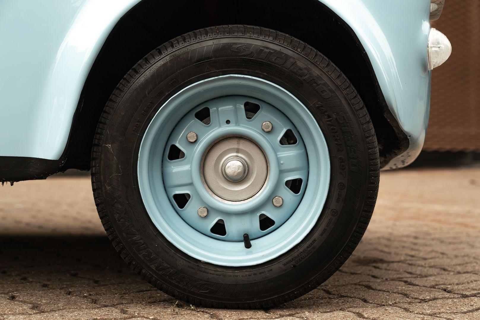 1971 Fiat 500 F Replica Speedster 80061