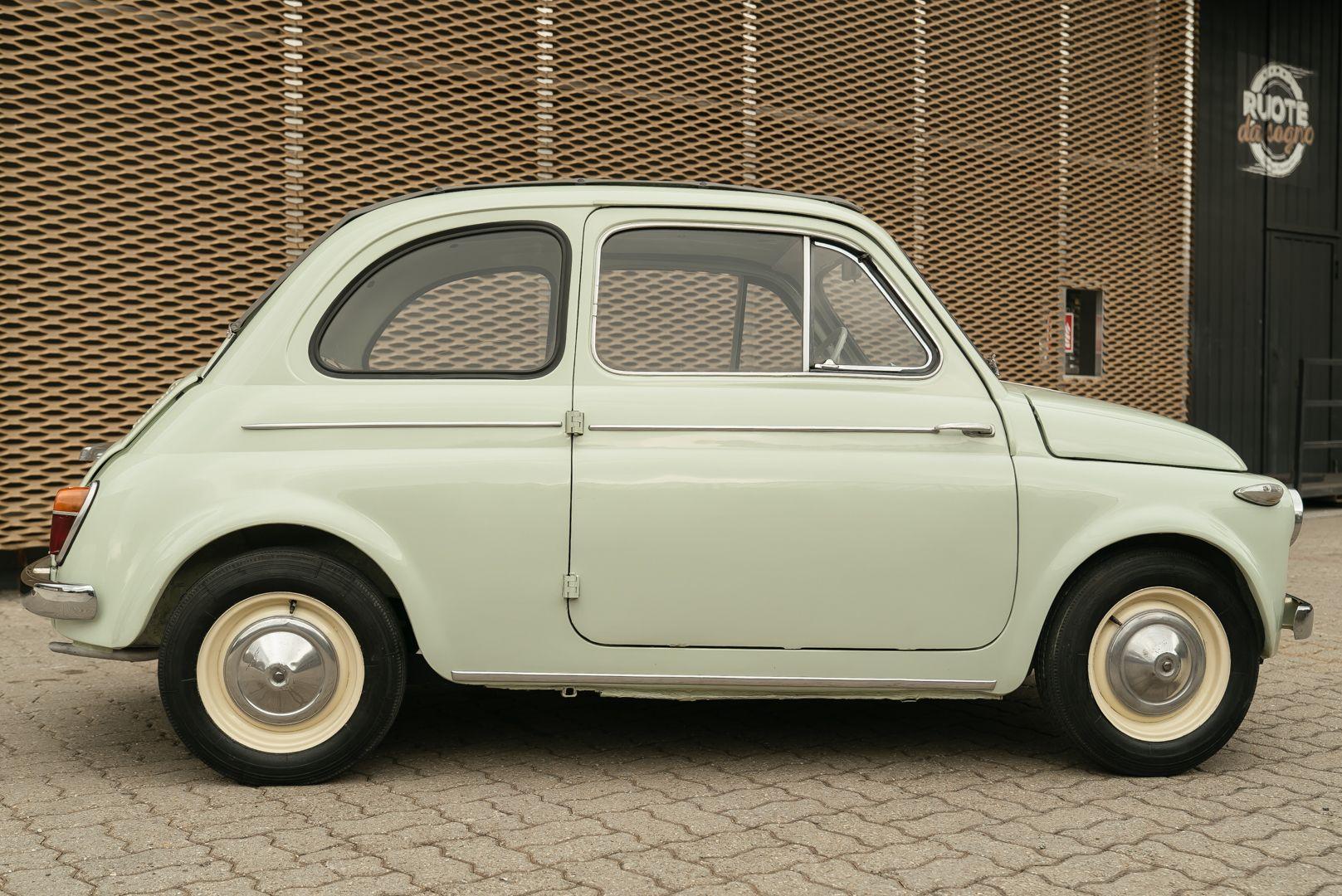 1959 Fiat 500 N 80005