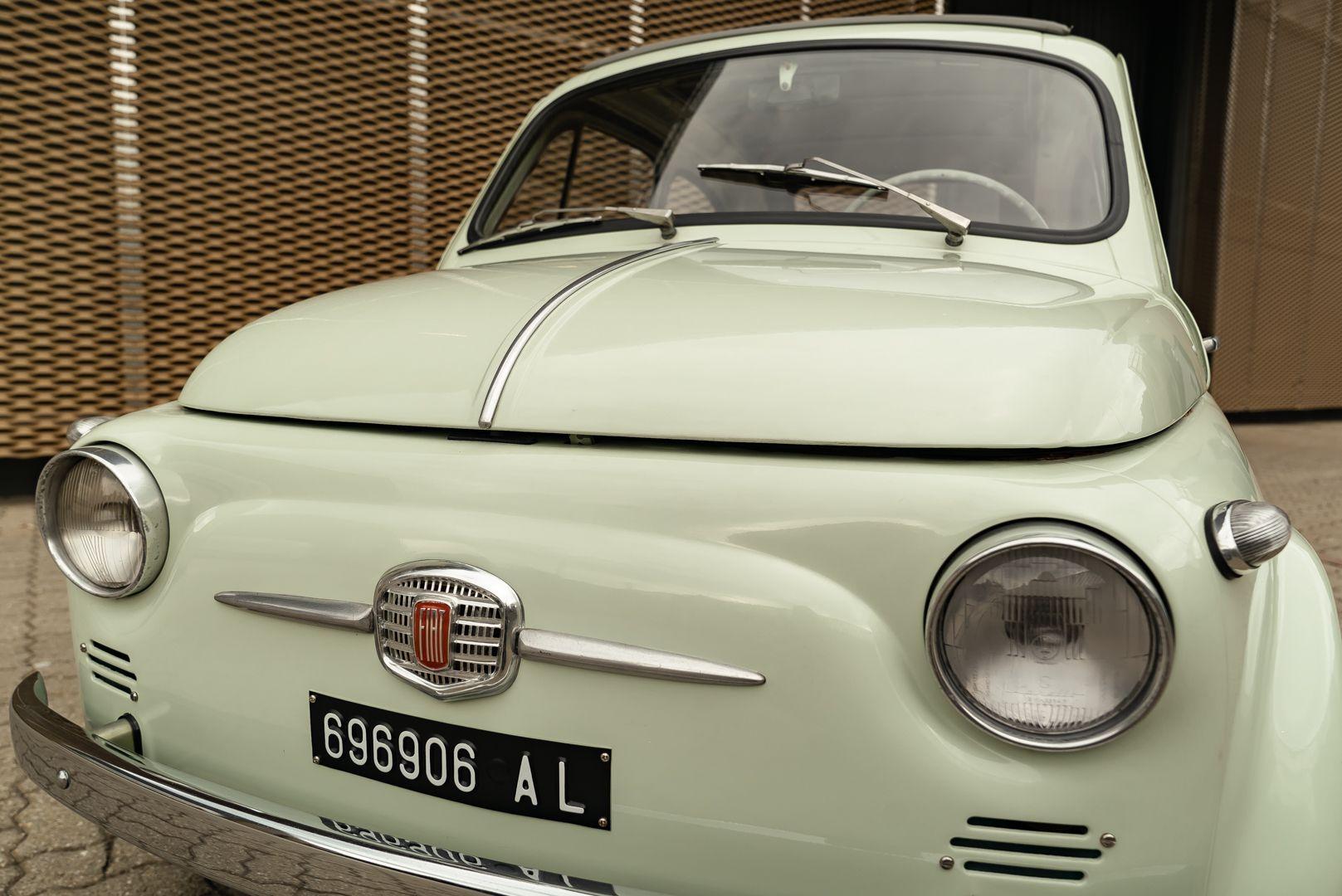 1959 Fiat 500 N 80020