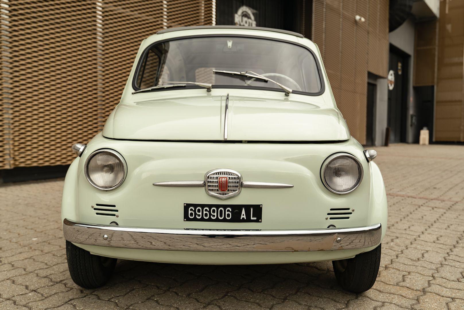 1959 Fiat 500 N 80011