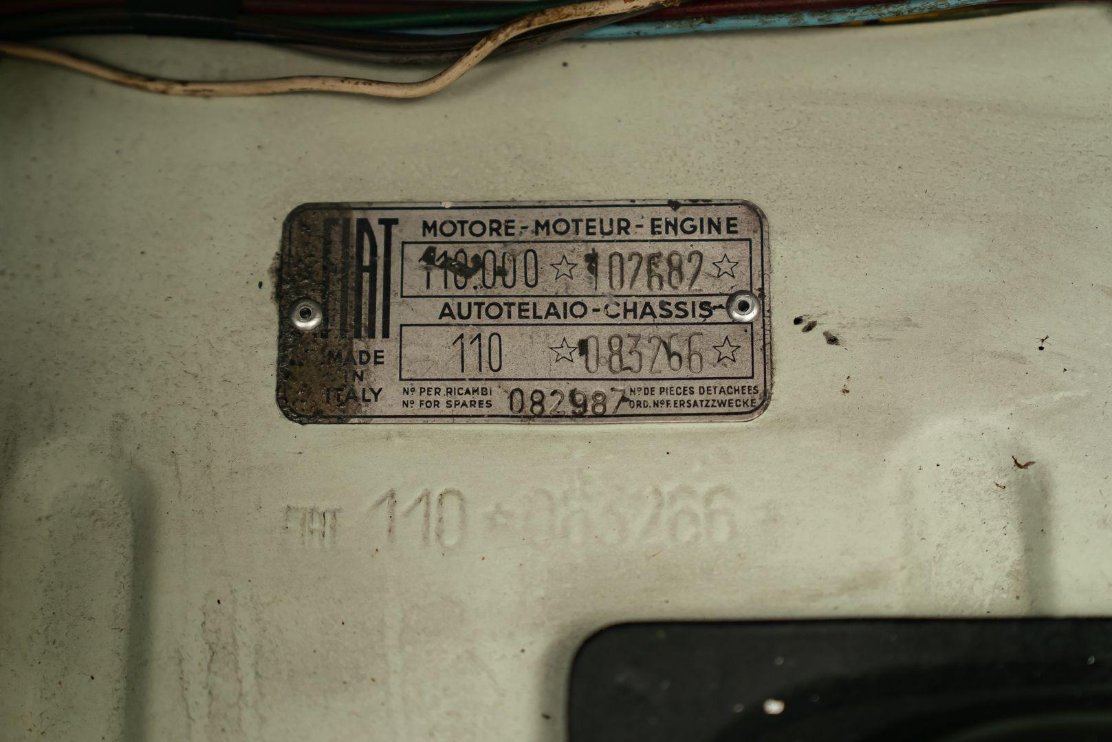 1959 Fiat 500 N 80048