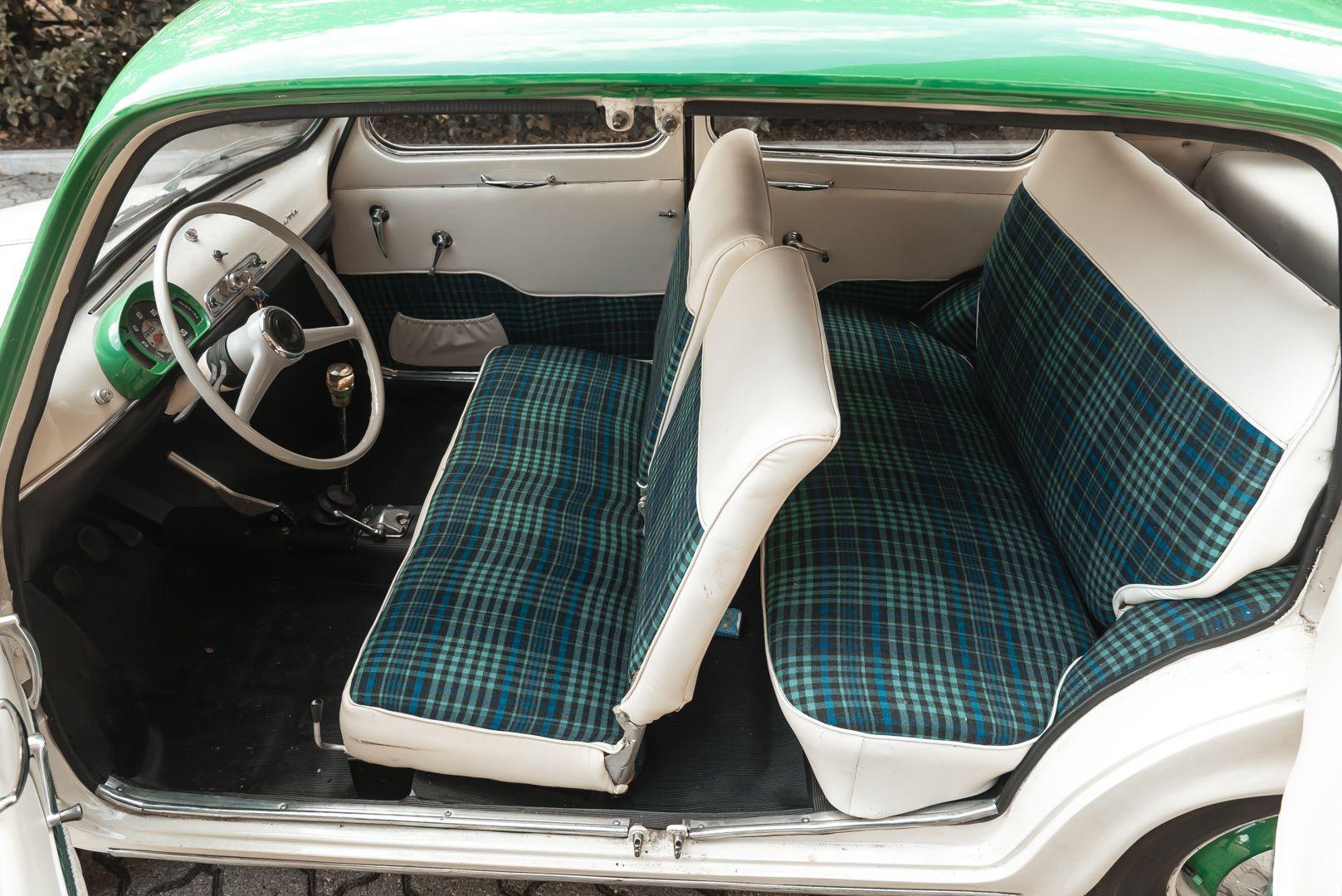 1959 Fiat 600 Lucciola Francis Lombardi 81679