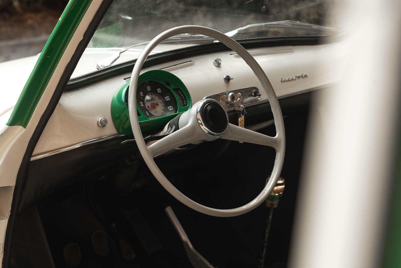 1959 Fiat 600 Lucciola Francis Lombardi 81682