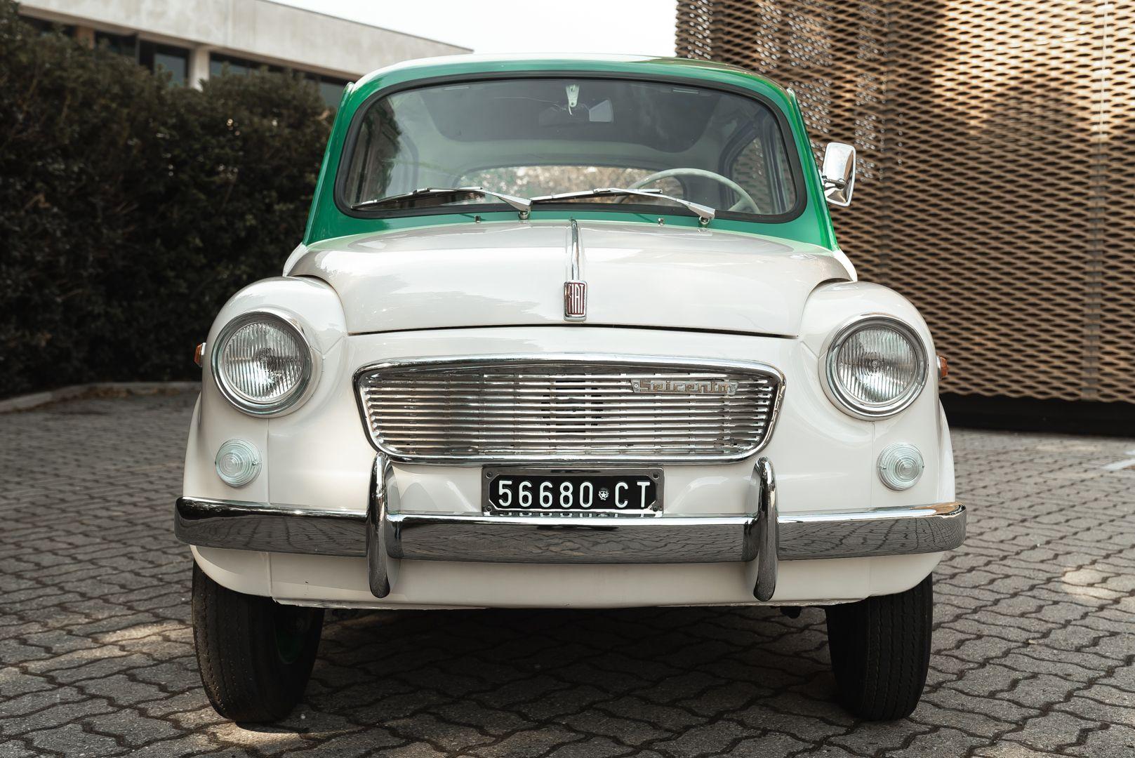 1959 Fiat 600 Lucciola Francis Lombardi 81657