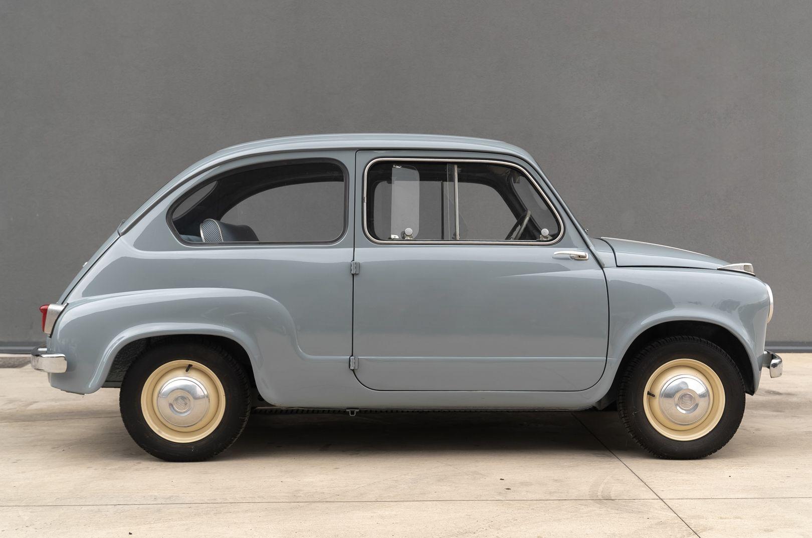 1956 Fiat 600 1° Serie 81788