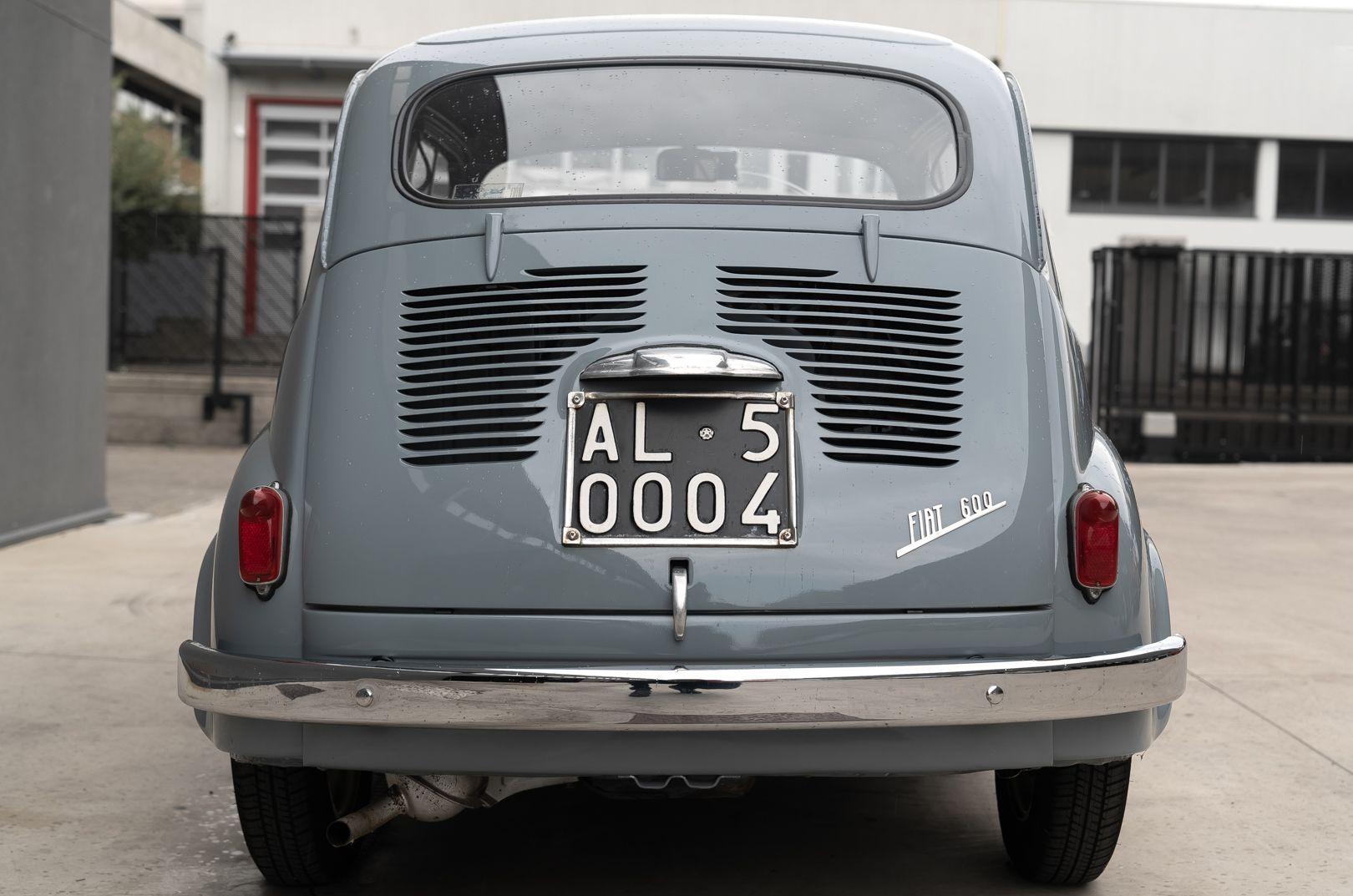 1956 Fiat 600 1° Serie 81787