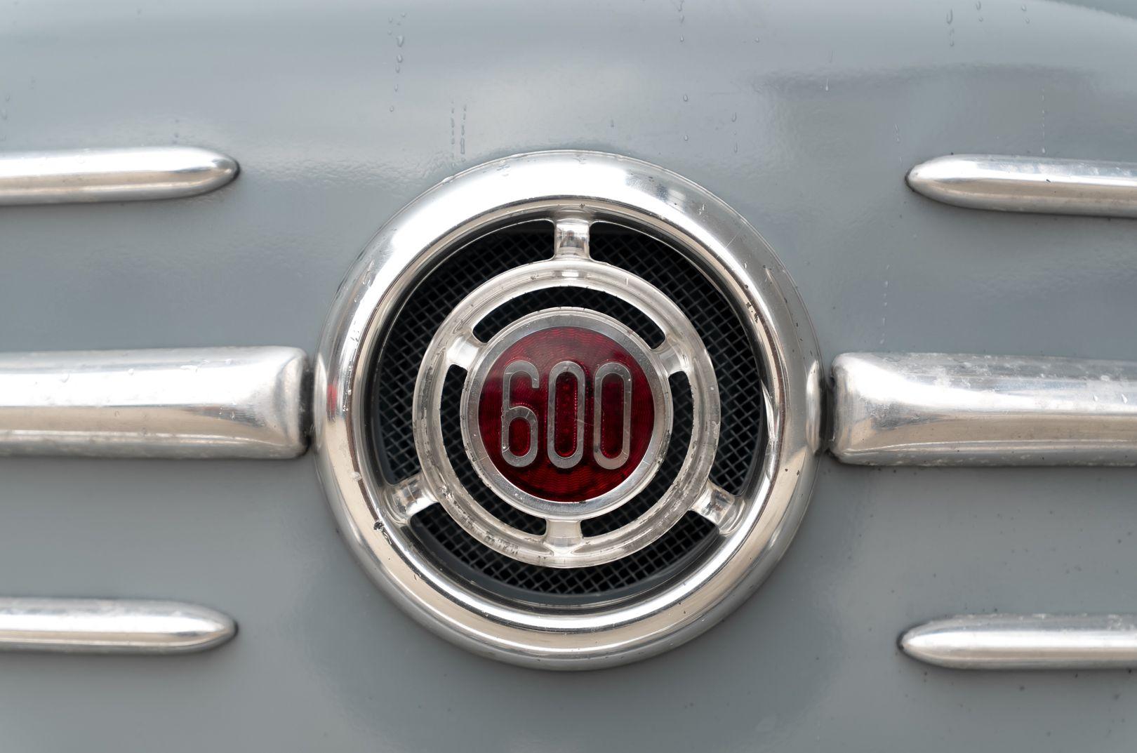1956 Fiat 600 1° Serie 81801
