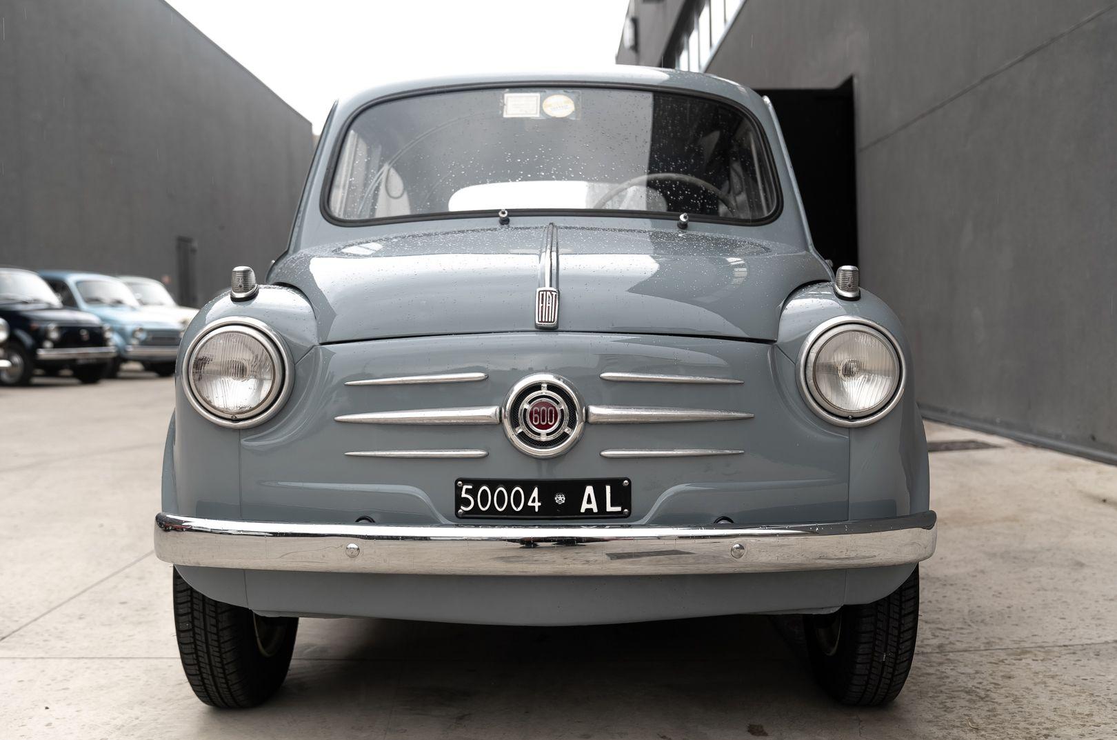 1956 Fiat 600 1° Serie 81790