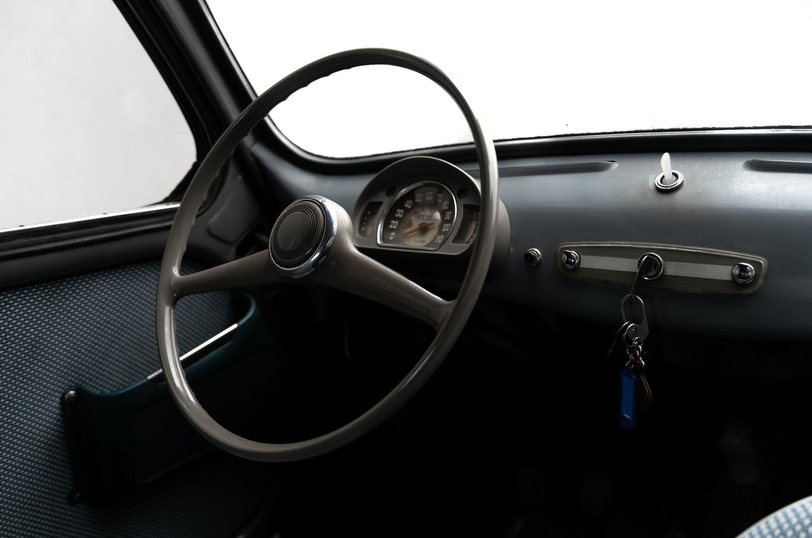 1956 Fiat 600 1° Serie 81807