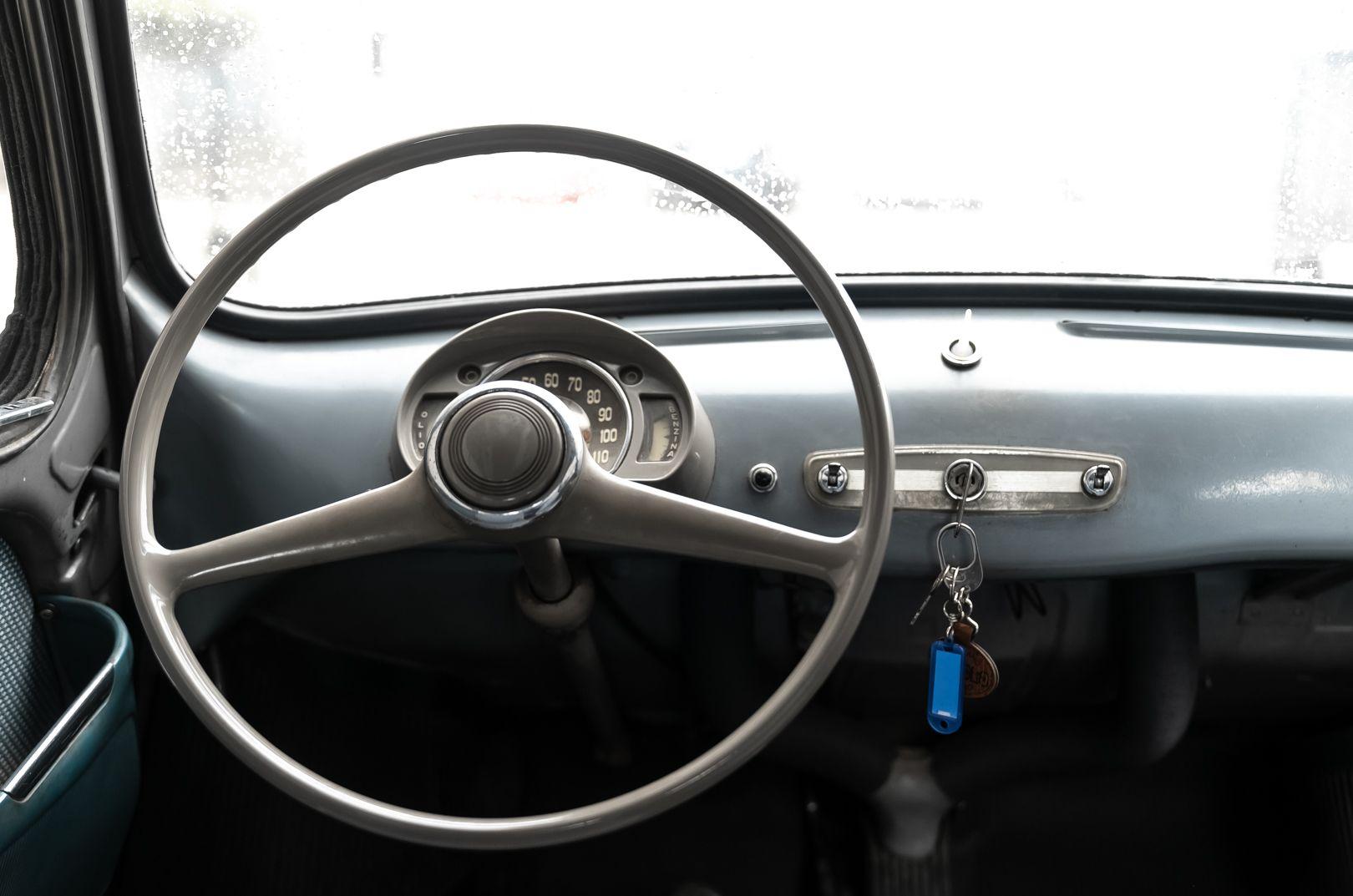 1956 Fiat 600 1° Serie 81818