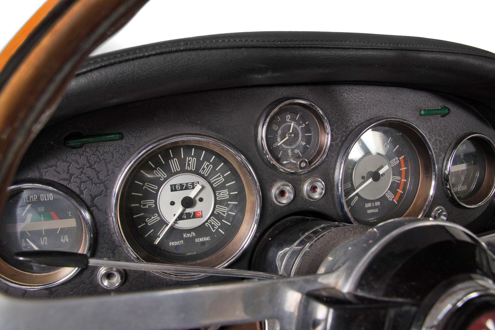 1963 Fiat 2300 S coupè 50476