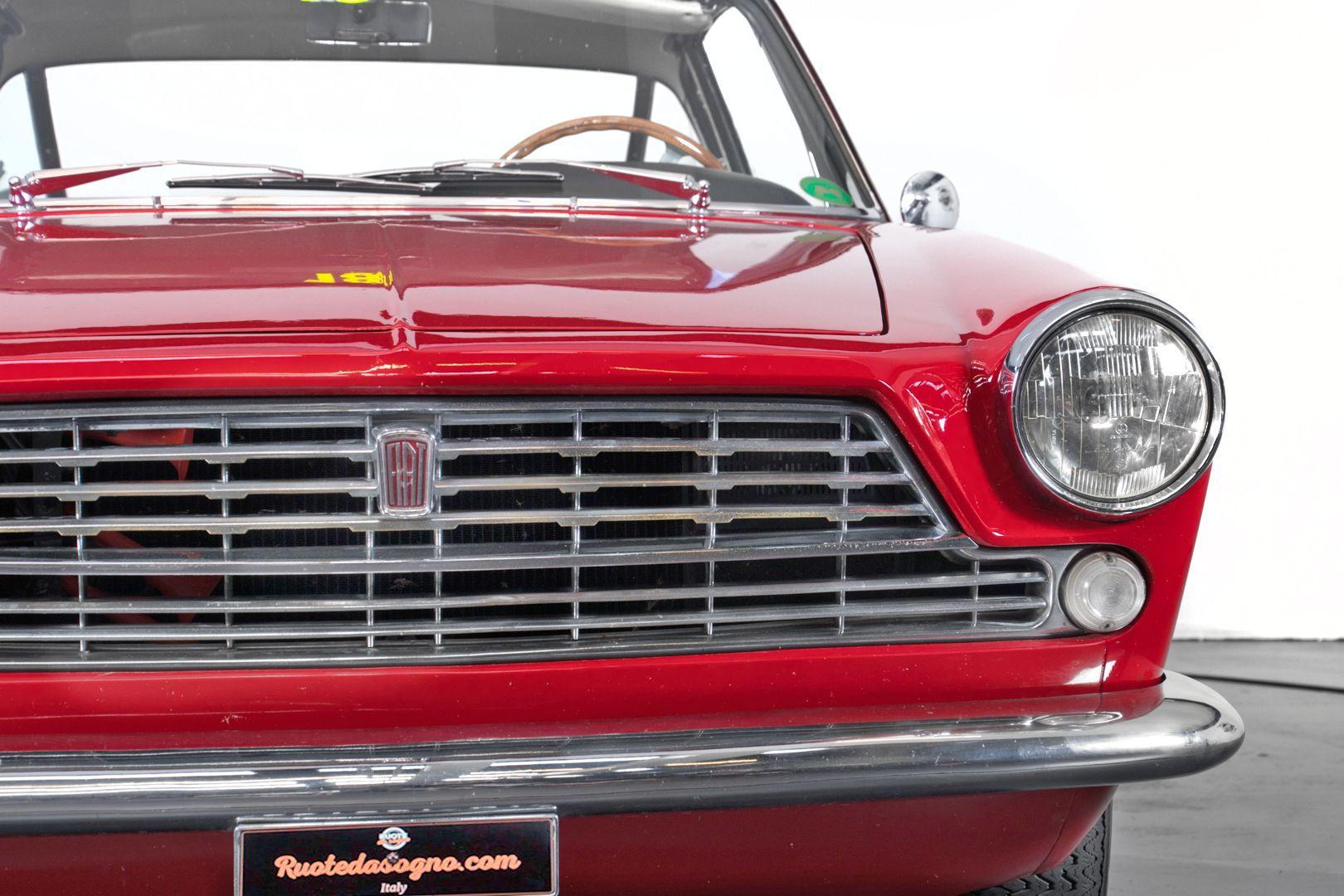 1963 Fiat 2300 S coupè 50458