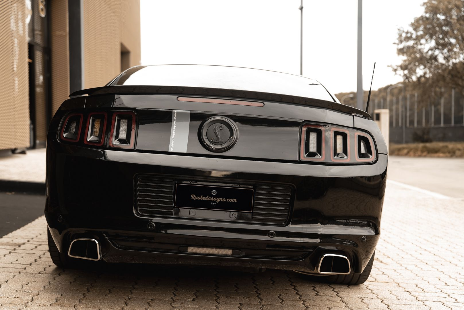 2012 Ford Mustang 5.0 V8 82060
