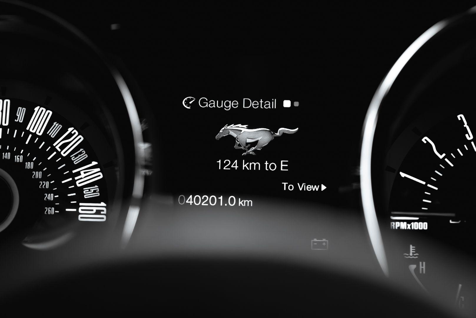 2012 Ford Mustang 5.0 V8 82105