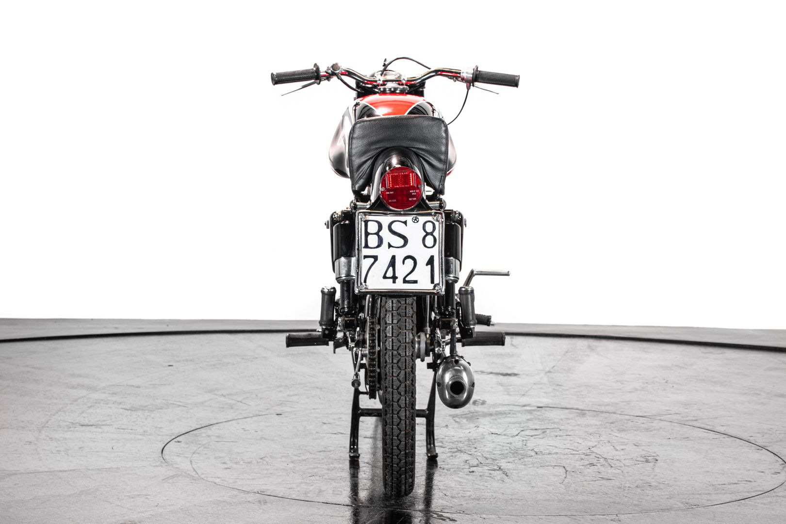 1960 Gilera 150 64012
