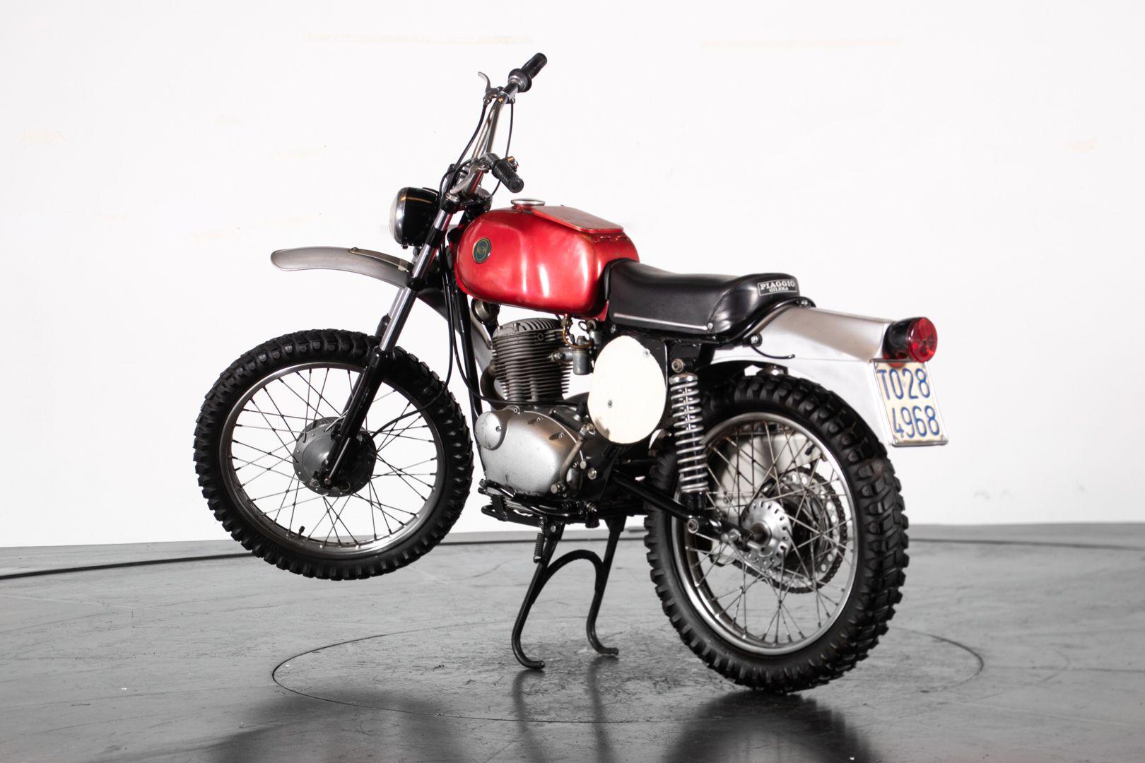 1971 GILERA 124 5V REGOLARITà COMP 49425