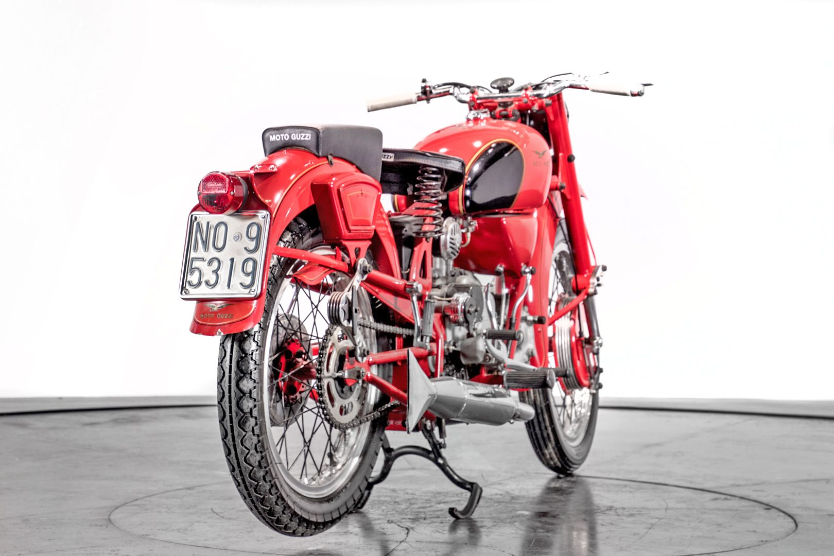 1954 Moto Guzzi Airone Sport 250 71592