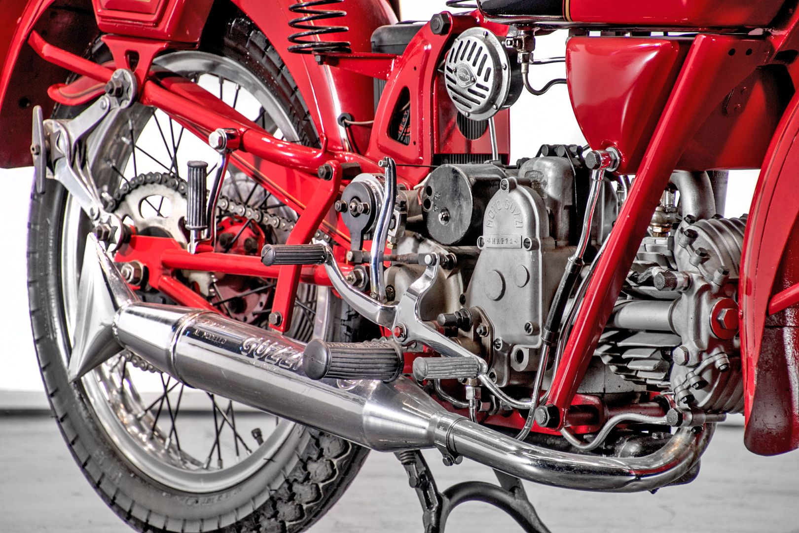 1954 Moto Guzzi Airone Sport 250 71600