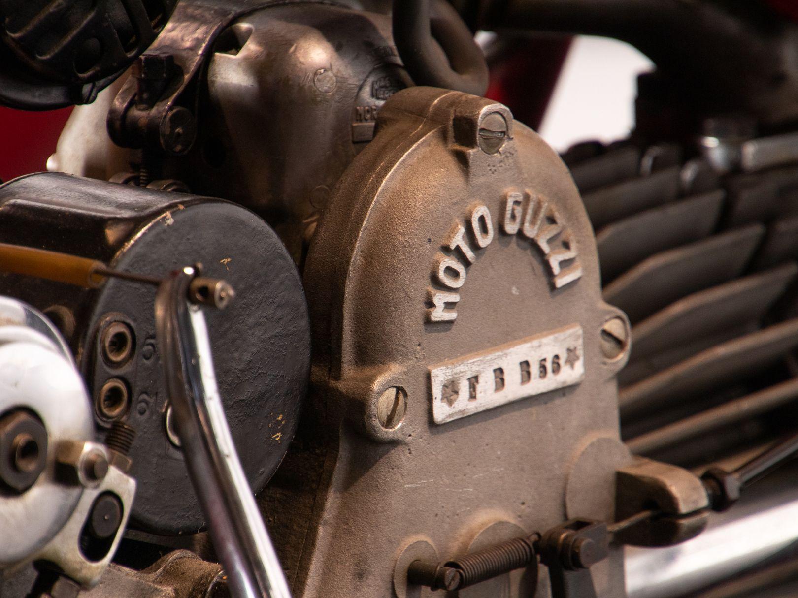 1956 Moto Guzzi 500 FS Sidecar 44979