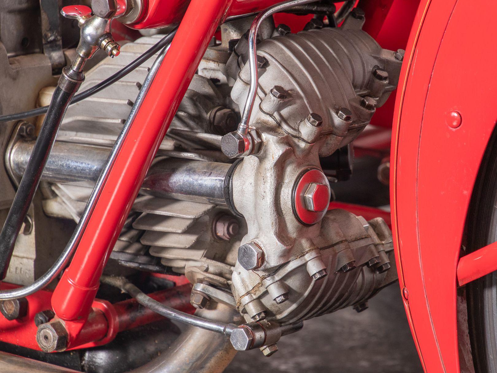 1956 Moto Guzzi 500 FS Sidecar 44982