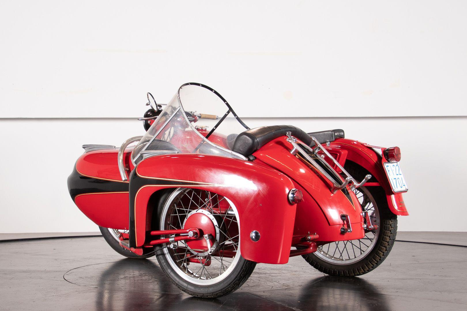 1956 Moto Guzzi 500 FS Sidecar 44955
