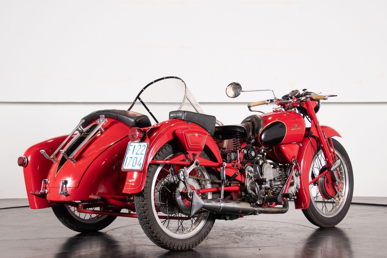 1956 Moto Guzzi 500 FS Sidecar 44957