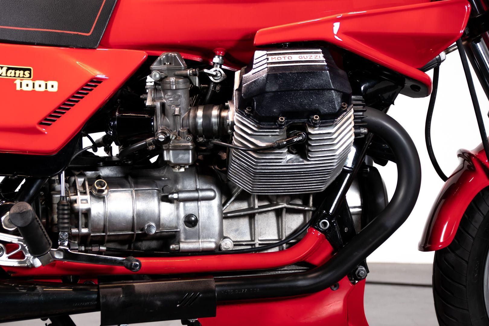 1985 Moto Guzzi le mans 1000 57533