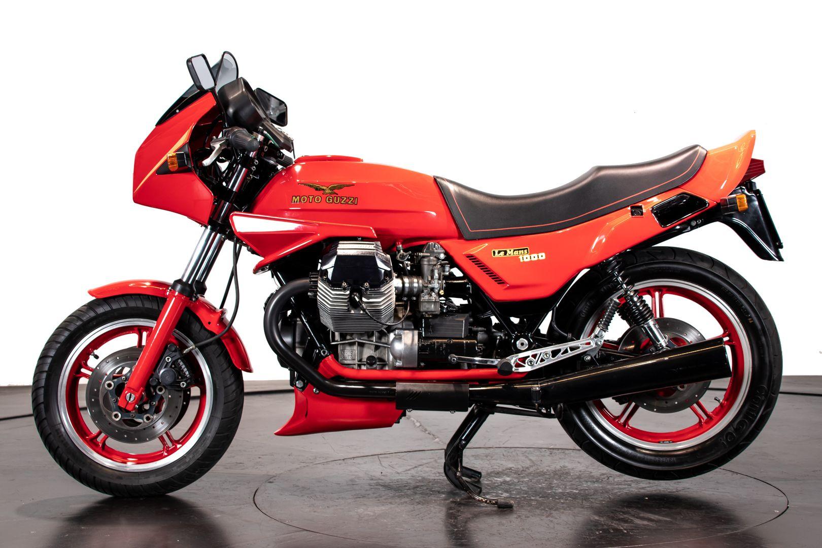 1985 Moto Guzzi le mans 1000 57517