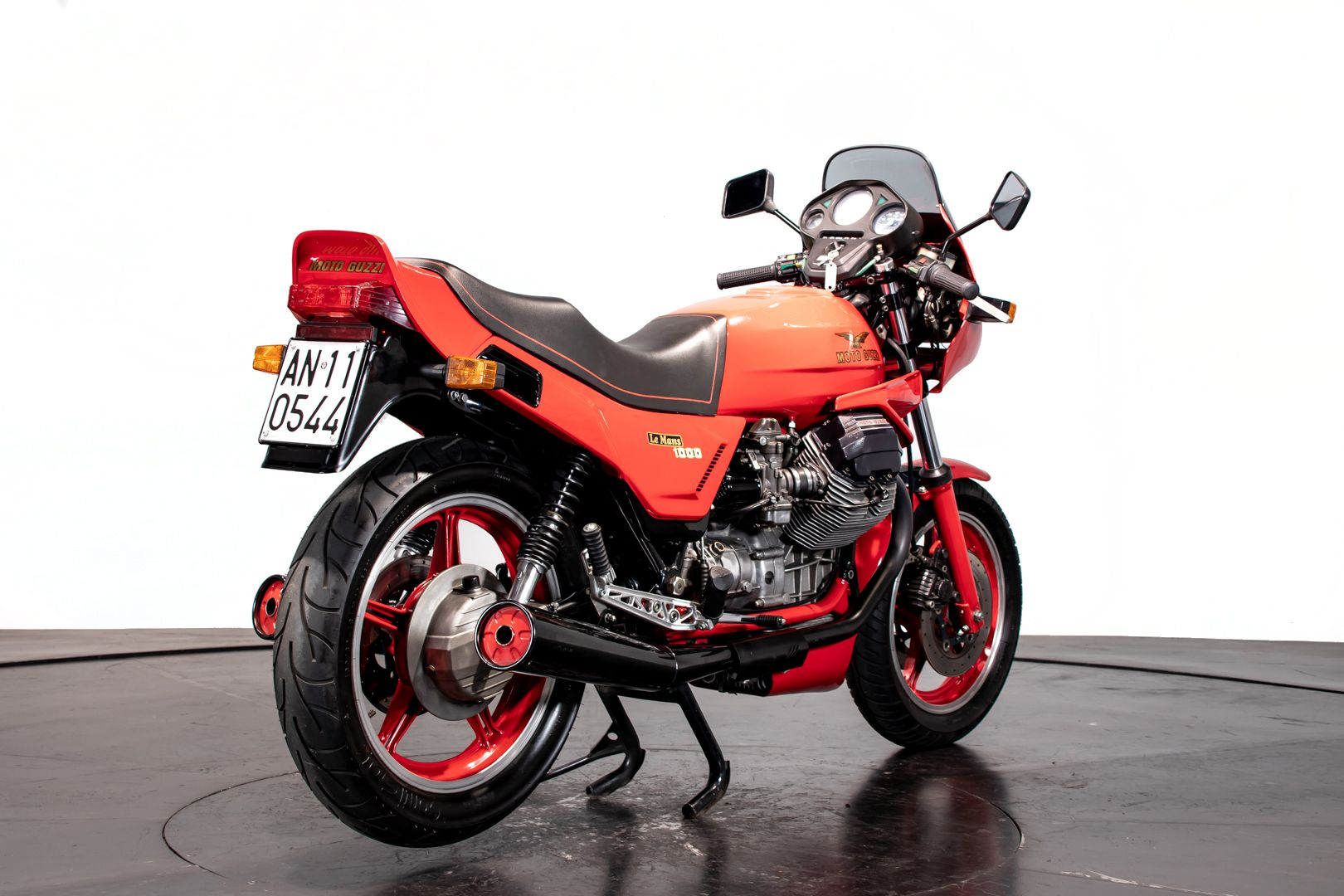 1985 Moto Guzzi le mans 1000 57514