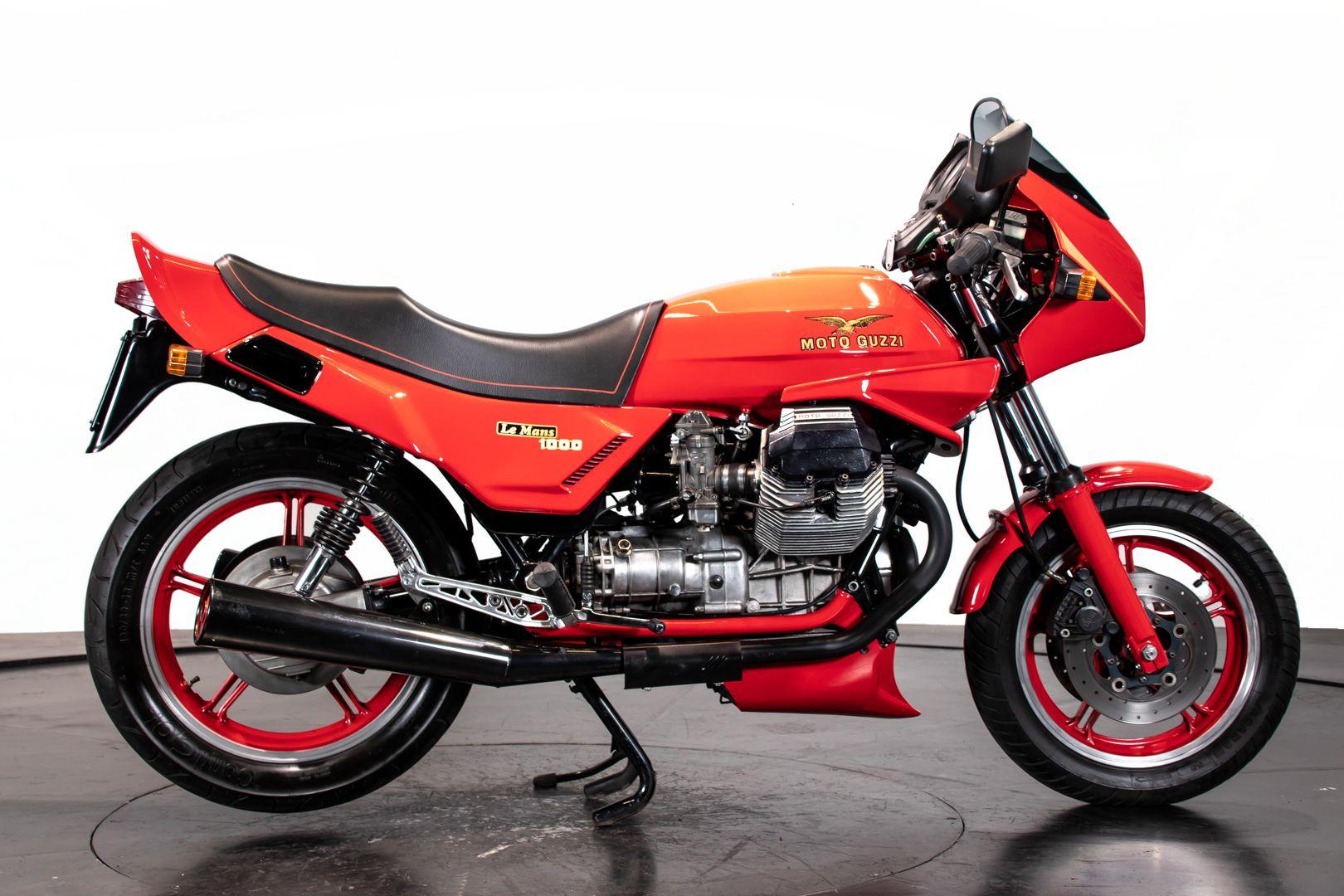 1985 Moto Guzzi le mans 1000 57516