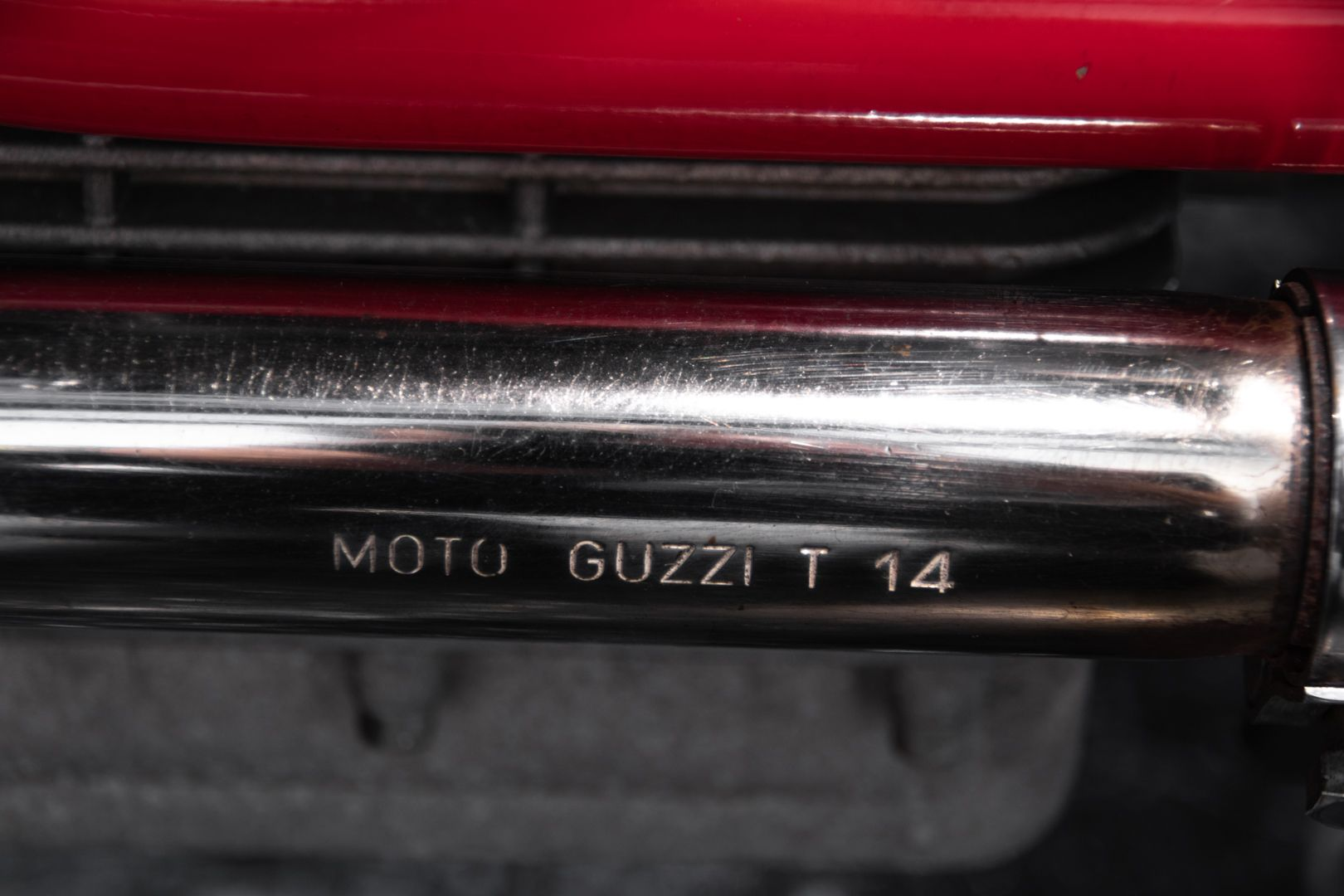 1991 Moto Guzzi GT 1000 69709