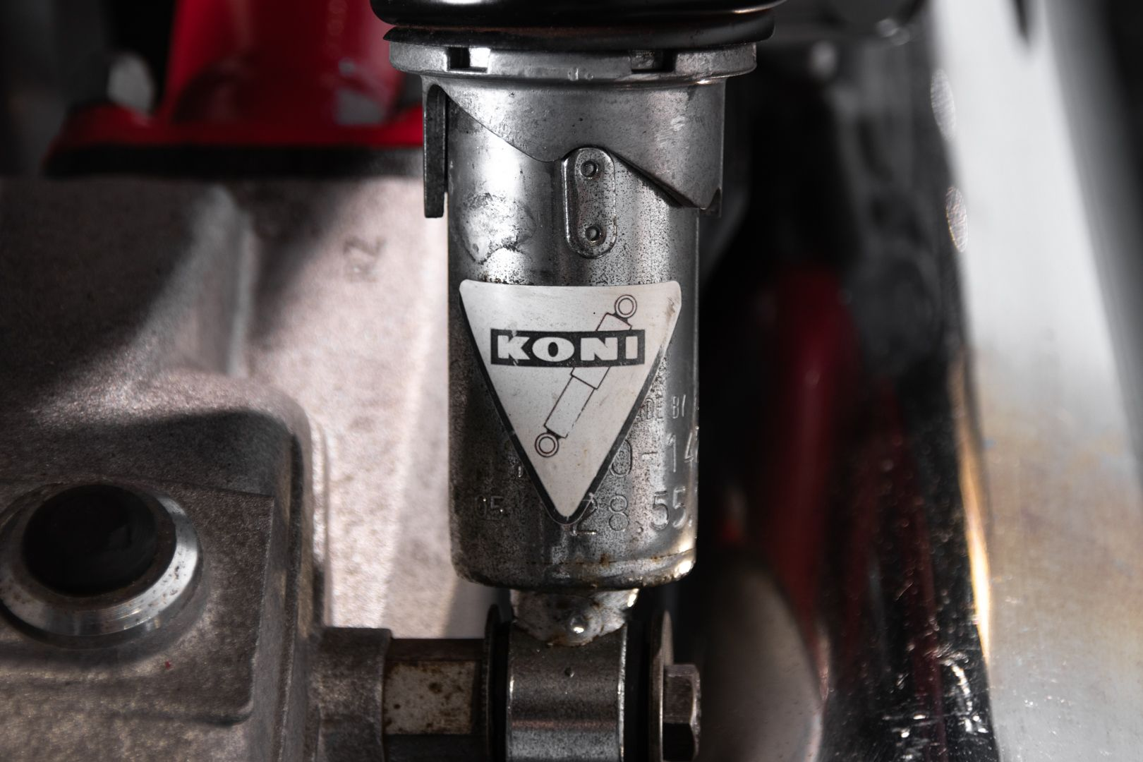 1991 Moto Guzzi GT 1000 69715
